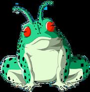 Giniu frog