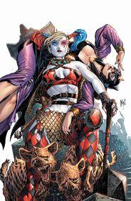 Harley Quinn Vol 3 61 Textless