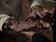 Jessica Ghoulish Hands