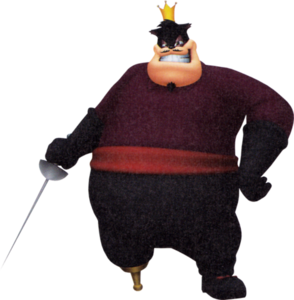 KH3D - Pete (Battle) render