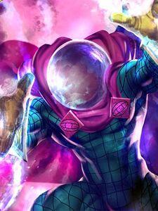 Mysterio Art