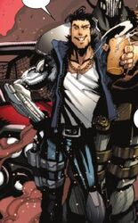 Pretty Boy (Earth-616) from Cable and X-Force Vol 1 17