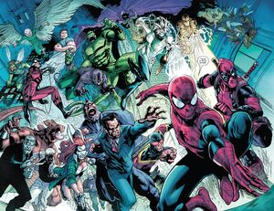 Spider-Man rogues gallery