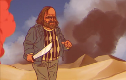Too Many Cooks Bill Animated