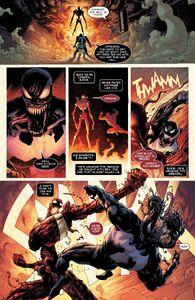 Venom fight Carnage