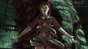 Batman Arkham Asylum - Walkthrough - Chapter 52 - Titan Ivy