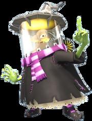 Grunty (Banjo Kazooie; nuts & bolts)