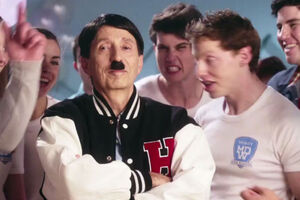 Hitler Is An '80s High-School Jock
