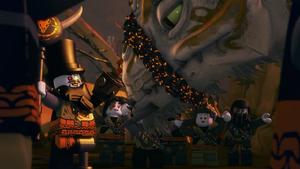 Iron Baron and Wind Dragon