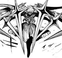 Kaneki's Kakuja (Post-Dragon)