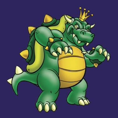 King Koopa Mario Cartoons Villains Wiki Fandom