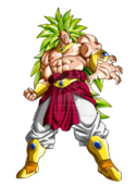 LSS3 Broly better