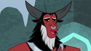 Lord Tirek 'all of these years' S9E8