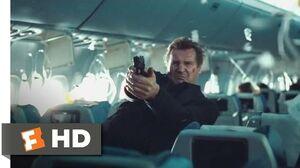 Non-Stop (2014) - 8,000 Feet Scene (9 10) Movieclips