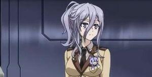 Reine behind Fraxinus control room - Mayuri's Judgement