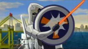 Spider Man, Agent Venom vs Taskmaster clips