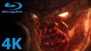 Thor Ragnarok - Thor Speaks With Surtur
