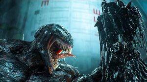 Venom Vs Riot - Fight Scene VENOM (2018) Movie CLIP HD