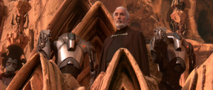 Count Dooku surrender