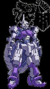 GundamKimarisTrooper Front