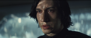 Kylo Ren Force Bond scene