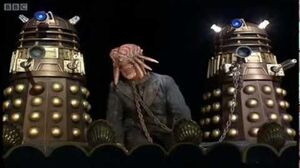 Revenge Of The Hybrid Daleks Evolution of the Daleks Doctor Who BBC