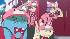Team Rocket (Faba's Revenge!)