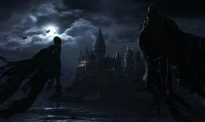 The Dementors at Hogwarts