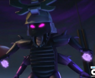 The Overlord in his four-armed form