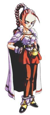 Villain Flea drawn Chrono Trigger