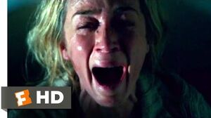 A Quiet Place (2018) - The Bathtub Scene (4 10) Movieclips