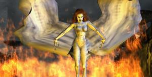 Aleera Demon video game