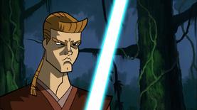 Anakin stance