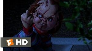 Bride of Chucky (4 7) Movie CLIP - That is a Rude Doll (1998) HD