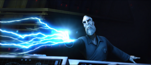 Count Dooku electric