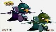 Evil twins beta