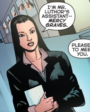 Mercy Graves Villains Wiki Fandom