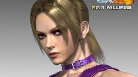 Tekken 4 - Nina Williams ending - HQ