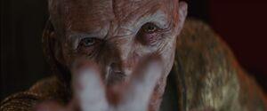 The Last Jedi Snoke