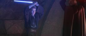 Anakin duel