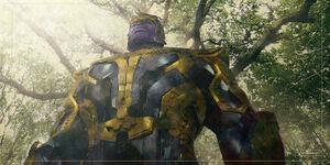 Avengers Infinity War concept art 2
