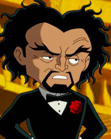 Doctor Psycho Harley Quinn Tv Series Villains Wiki Fandom