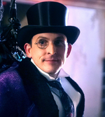 Gotham older Penguin