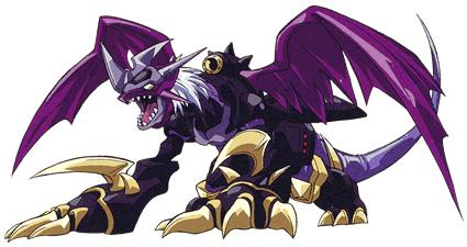 Infected Imperialdramon | Villains Wiki | FANDOM powered ...