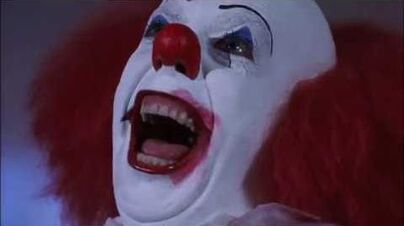 IT - Pennywise The Clown - Kiss Me Fat Boy