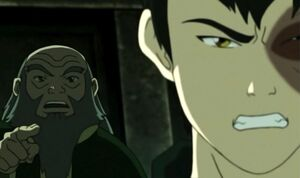 Iroh and Mad Zuko (Season 2 Ep. 17)