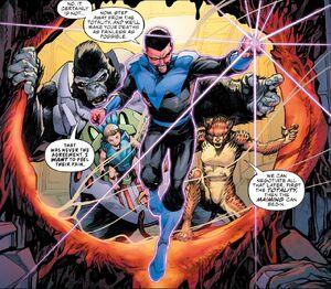 Legion of Doom Prime Earth 007