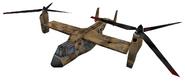 Osprey model