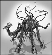 Terraformer concept art