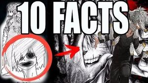 10 Facts about Tomura Shigaraki you didn't know about Everything about Tomura Shigaraki